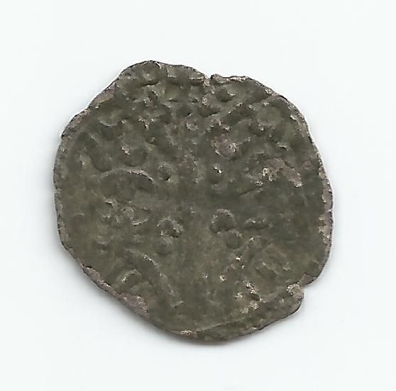Dinero de Alfonso IX de León 1188-1230.  Alfsana0002