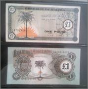 1 Pound Republic of Biafra, 1968 Biafra