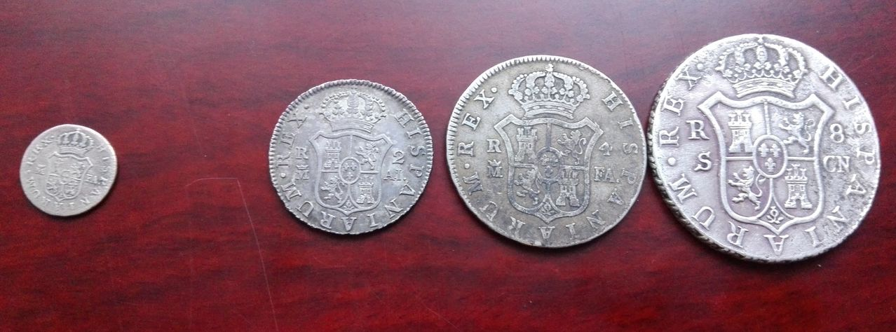 8 reales 1803 Carlos IV. Sevilla IMG_20160402_193610