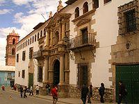 8 reales 1808 carlos IV- Potosí 200px_Casa_de_la_moneda