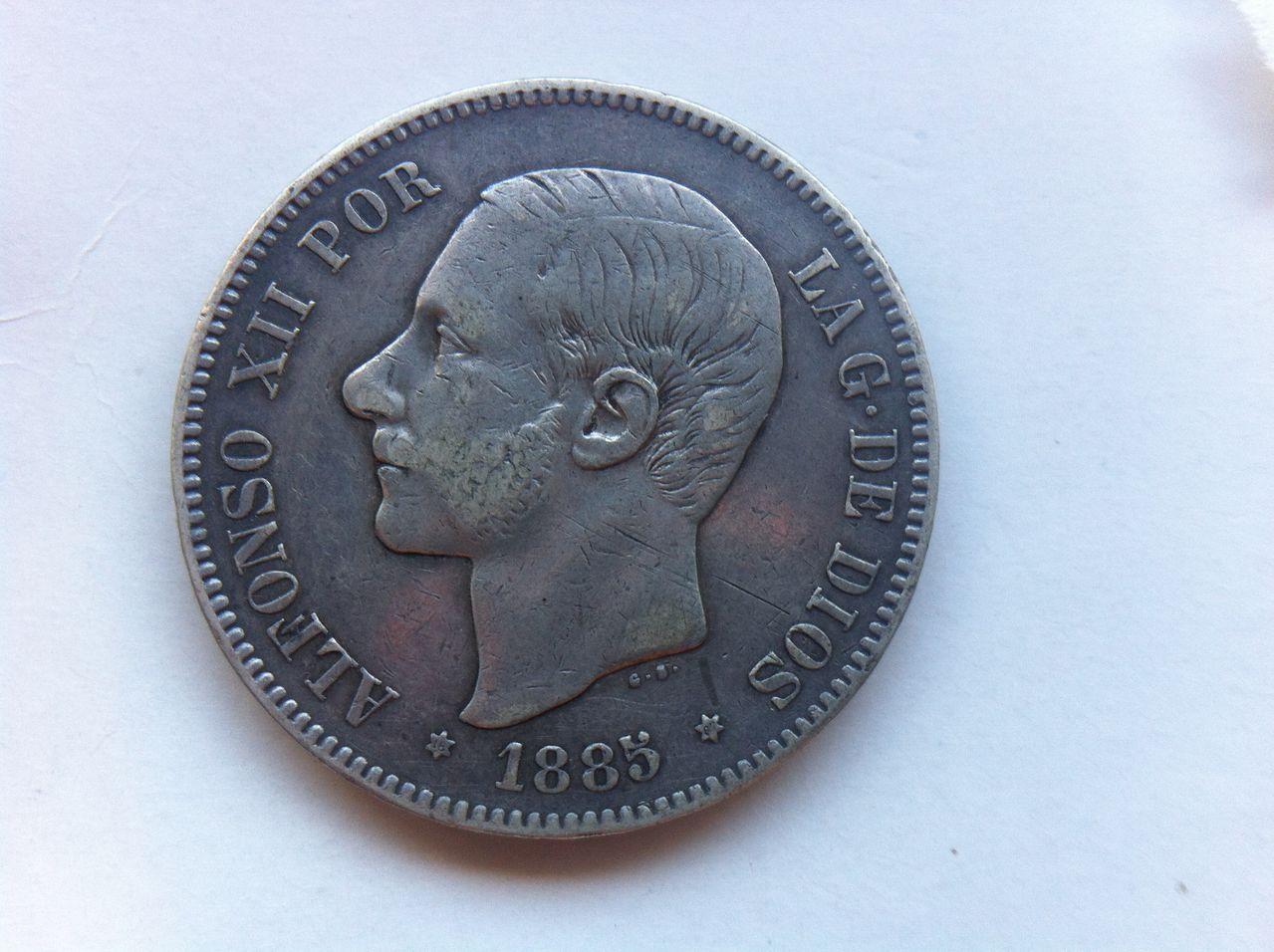 5 pesetas 1885 *87 IMG_3710