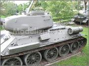 Советский средний танк Т-34-85,  Военно-исторический музей, София, Болгария 34_85_Sofia_070
