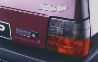 Auto Storiche in Brasile - FIAT Fiat_Uno_Mille_EP_1995