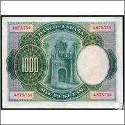Billetes españoles en películas 1000_pesetas_1925_carlos_v_ebc