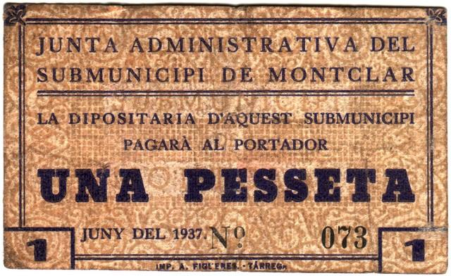 1 Peseta Montclar Junio 1937 Montclar1