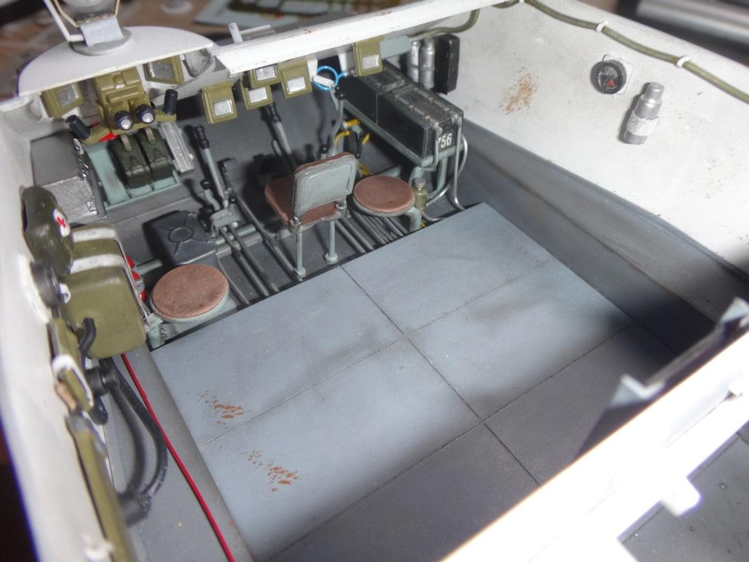 МТП на базе БТР-50ПК ГОТОВО DSC00876