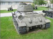Советский средний танк Т-34-85, производства завода № 112,  Военно-исторический музей, София, Болгария 34_85_127