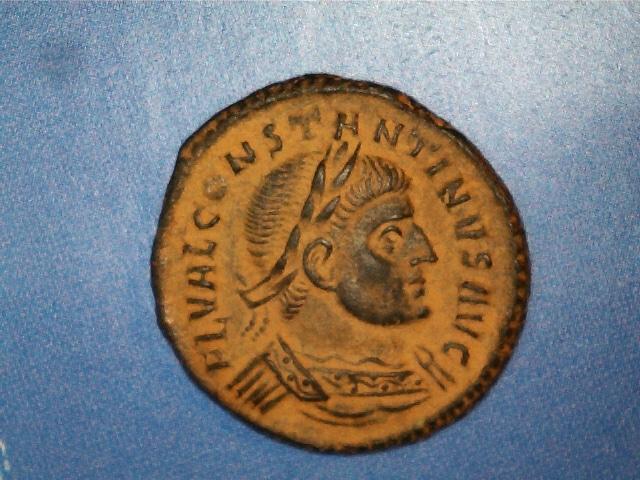 AE3 de Constantino I Magno. PACI P-ERPET. Pax estante a izq. Ceca Roma. 2017_02_17_0001_0_X