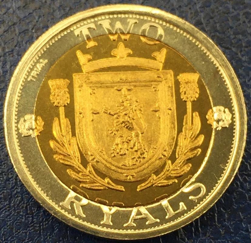 Monedas de lo que pudo ser una Escocia independiente IMG_4418
