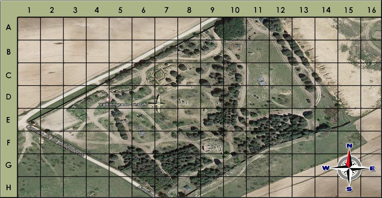 Mapas Falcon Toledo Mapa-_Valleingrado