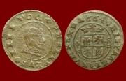 8 maravedís Felipe IV ceca de Granada. IMG_20161110_034302