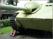 Немецкая 75-мм САУ Hetzer, Музей Войска Польского, г.Варшава, Польша Hetzer_Warszawa_007