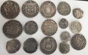 Algunos de mis primeros monedas de España IMG_4097