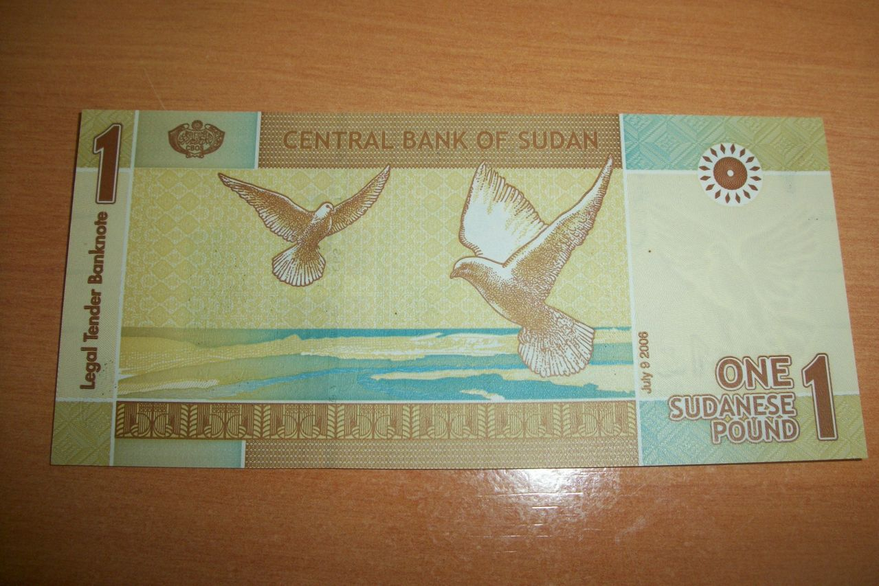 1 Pound Sudan, 2006 100_7330