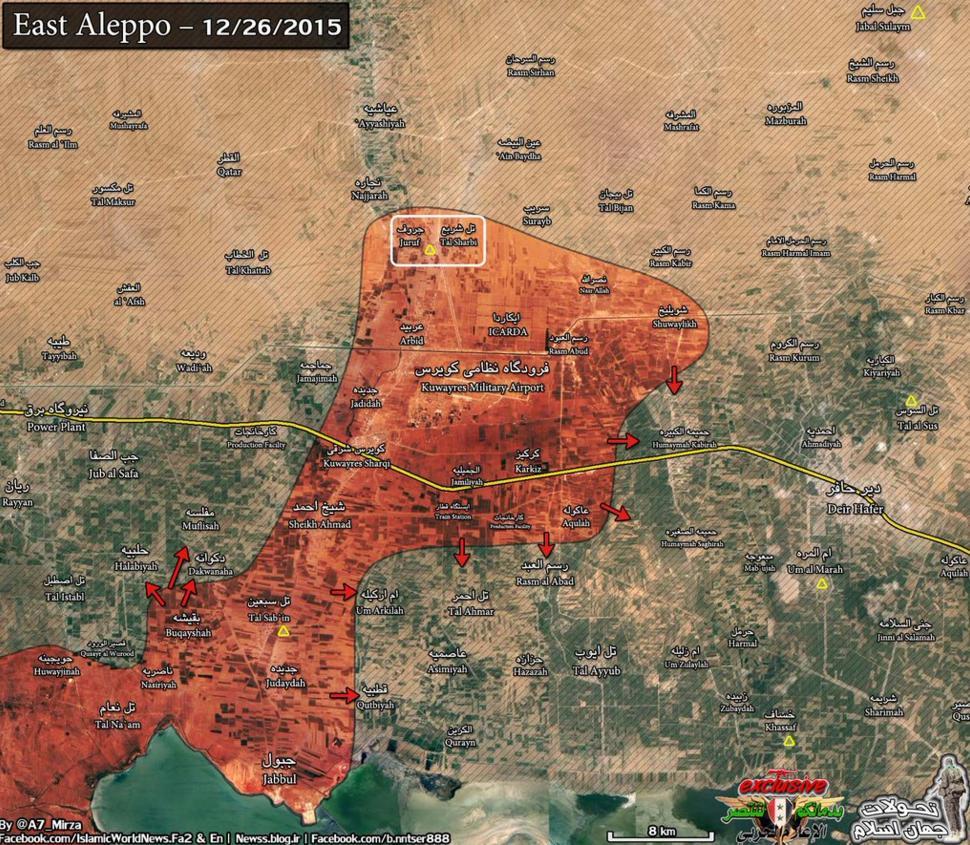 Rebelion en el mundo Arabe/Musulman - Página 24 Aleppo