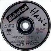 Haris Dzinovic  - Diskografija  1991_z_cd