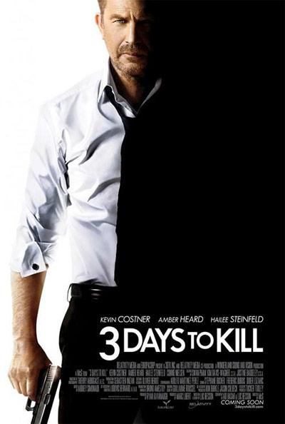 3 Days to Kill (2014) 3_Days_to_Kill_poster