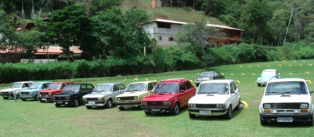 Auto Storiche in Brasile - FIAT Petropolis