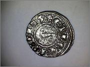 Dinero pepion de Fernando IV de Castilla 1295-1312 Burgos. 637_001