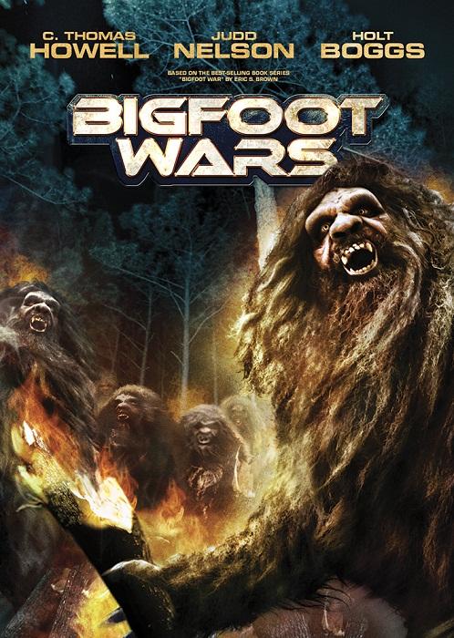 تحميل فيلم الخيال العلمي الرهيب. Bigfoot wars 2014 / مترجم