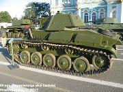 Советский легкий танк Т-70,  Музей битвы за Ленинград, Ленинградская обл. -70_-011
