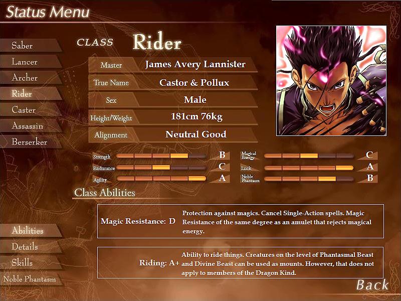 The Grail Games OOC Rider_status_2