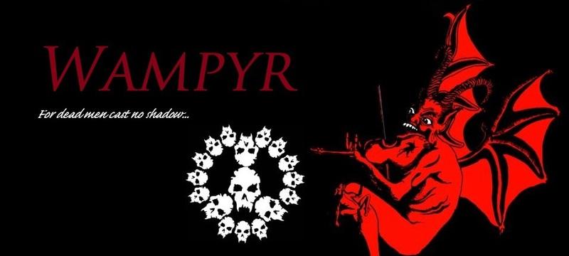 Wampyr: The Masquerade