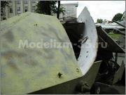 Немецкая 75-мм САУ Hetzer, Музей Войска Польского, г.Варшава, Польша Hetzer_Warszawa_035