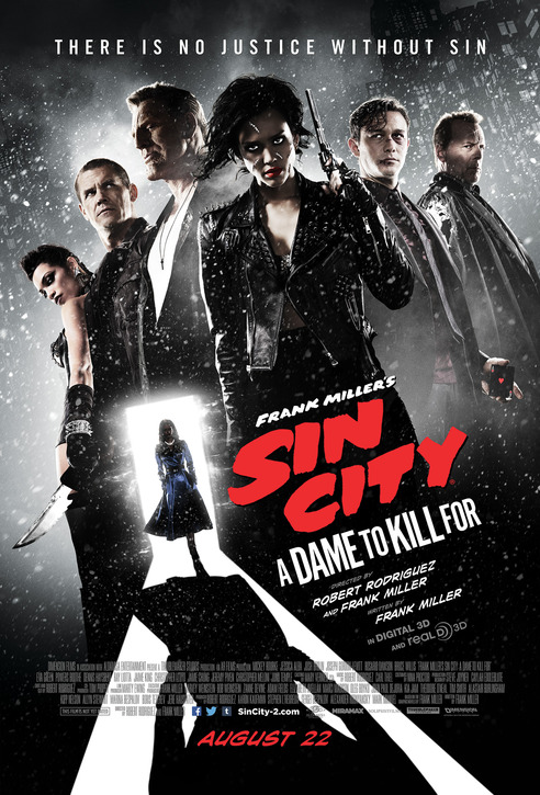 Sin City: A Dame to Kill For (2014) 0001_SC_poster