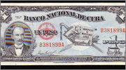 1 Peso Cuba, 1953 (Conmemorativo) Cuba53_1peso_a