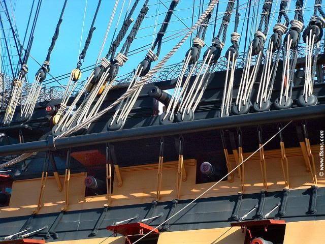 royal - I miei lavori terminati: Corazzata Bismarck, Soleil Royal, Victory. Ffsmc_HMS_Victory_040_1