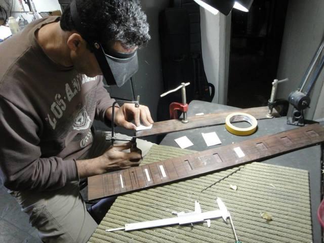 Visita à lutheria ACS (Ademir luthier) em Belo Horizonte 946995_329535277189527_1437034844_n