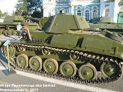 Советский легкий танк Т-70,  Музей битвы за Ленинград, Ленинградская обл. -70_-009
