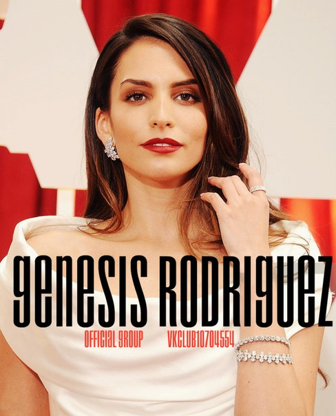 Genesis Rodriguez / ხენესის როდრიგესი #2 - Page 2 KZj_YHv7_Fjd_Y