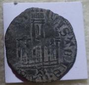 Cornado de Enrique III de Castilla 1390-1406 Burgos  IMG_20170207_WA0013_1