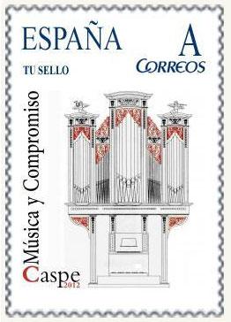 1 Peseta Caspe, 1937 CASPE_TS_LINEAS