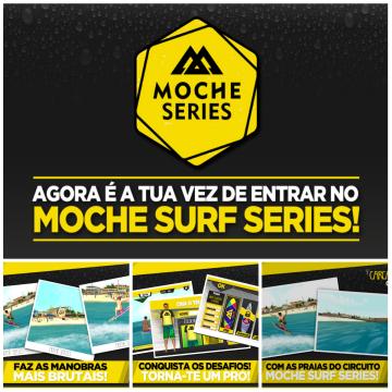 MOCHE lança jogo mobile de surf em praias portuguesas para todo o mundo MOCHEMOSAICOa