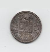 2 Reales de 1723 de Madrid Felipe V Imagen_5