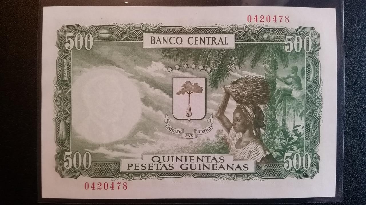 Colección de billetes españoles, sin serie o serie A de Sefcor pendientes de graduar 20161217_120904