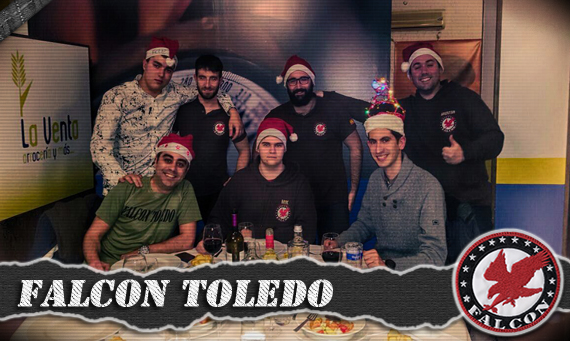 Fotos Cena Falcon Toledo 16/12/2016 Image