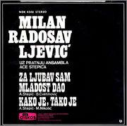 Milance Radosavljevic - Diskografija R_25885106