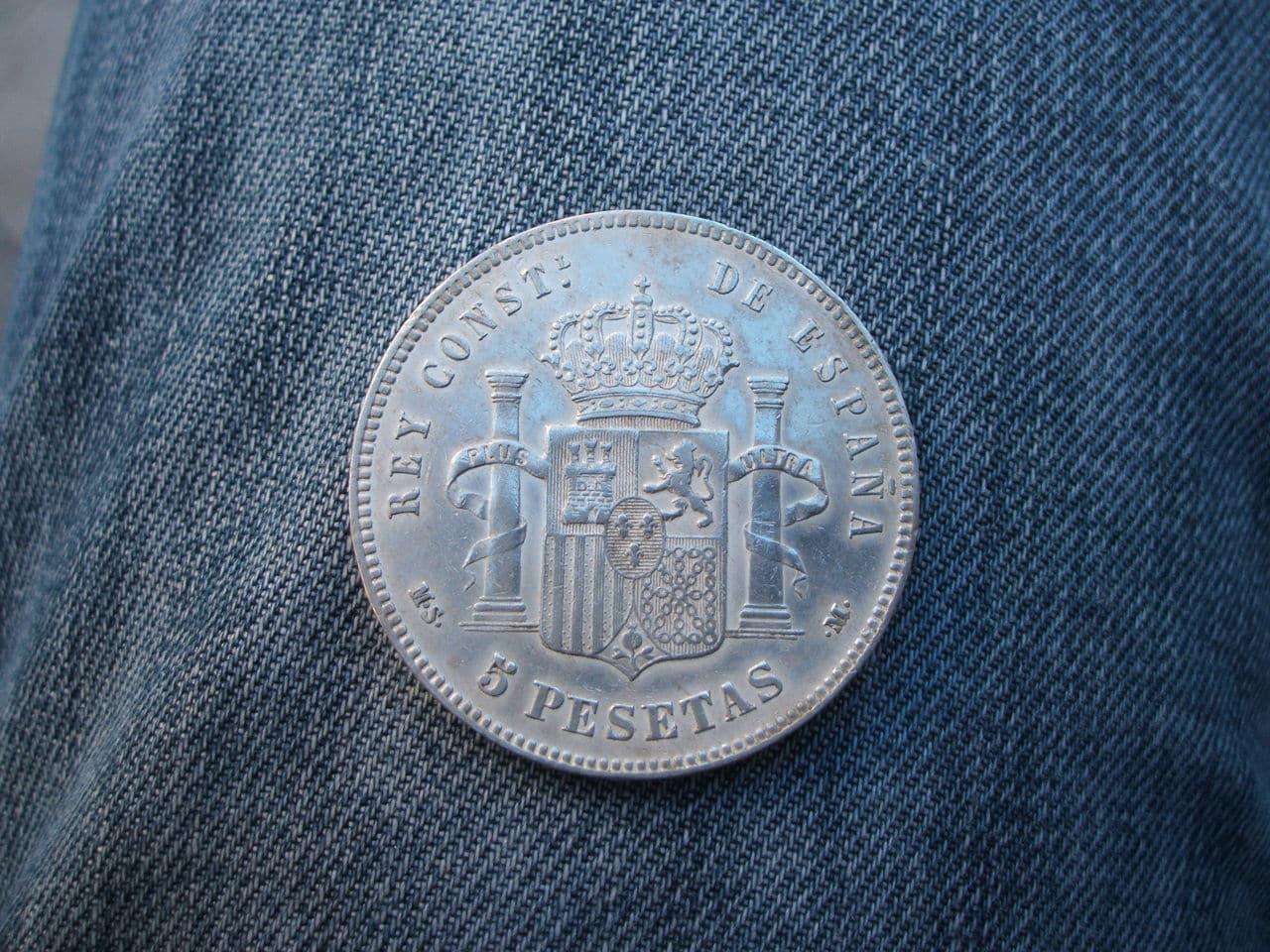 5 pesetas 1885. Alfonso XII. Alfonso_II_3