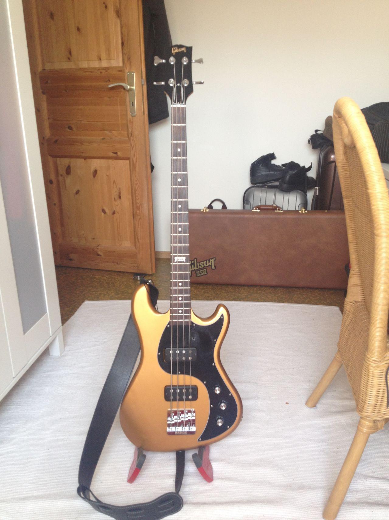 Review Baixo Gibson Eb14 4 cordas Total