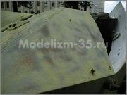 Немецкая 75-мм САУ Hetzer, Музей Войска Польского, г.Варшава, Польша Hetzer_Warszawa_036