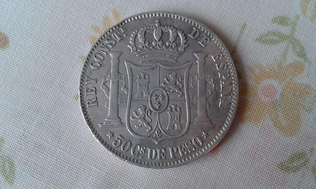 50 CENTAVOS DE PESO 1882 20150202_142256
