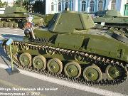 Советский легкий танк Т-70,  Музей битвы за Ленинград, Ленинградская обл. -70_-010