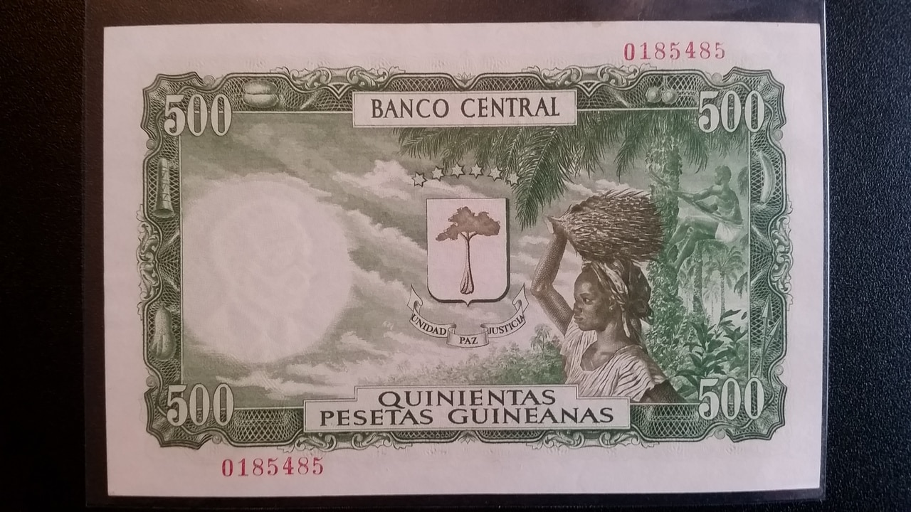 Colección de billetes españoles, sin serie o serie A de Sefcor pendientes de graduar 20161217_120809