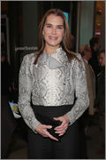 Beautiful Picture from a Broadway's Opening! Cute_Face_Through_the_Meaning_Brooke_Shields_Twe
