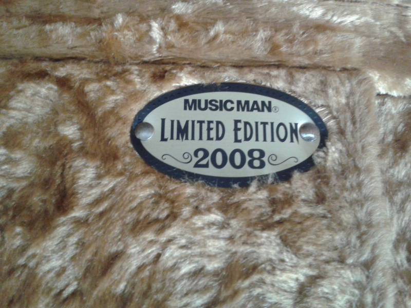 Music Man Limited Edition 2008 Image
