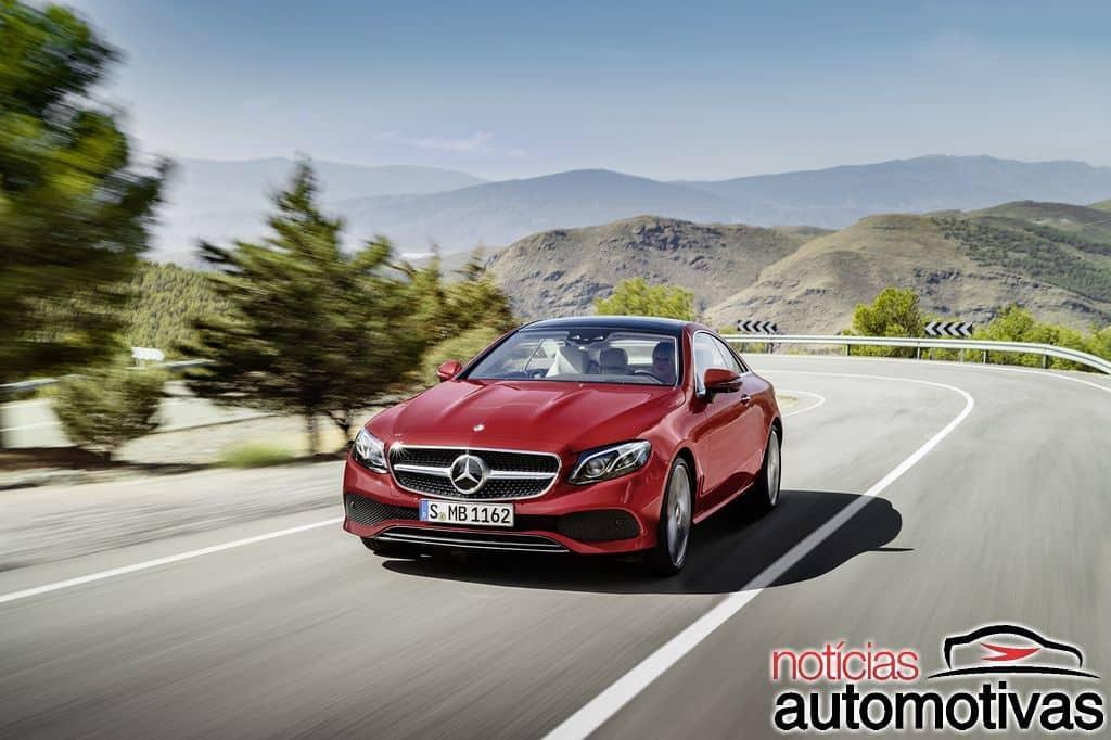 Mercedes-Benz E 300 Coupé 2018 chega ao Brasil por R$ 390,9 mil Mercedes-_Benz-_E-300-_Coup_-2018-4